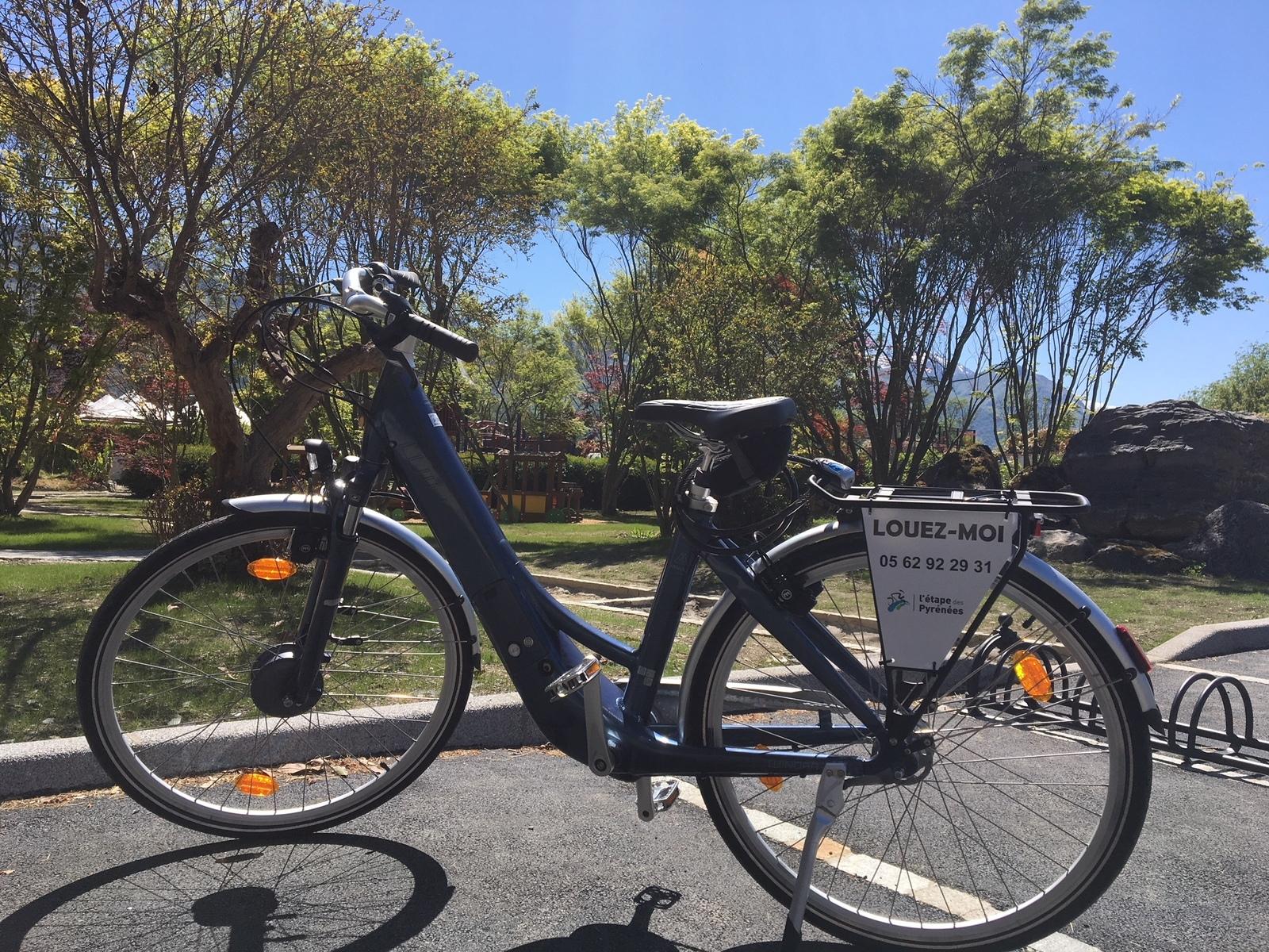 L'ETAPE DES PYRENEES Locations Vélos VTT Vélos de route