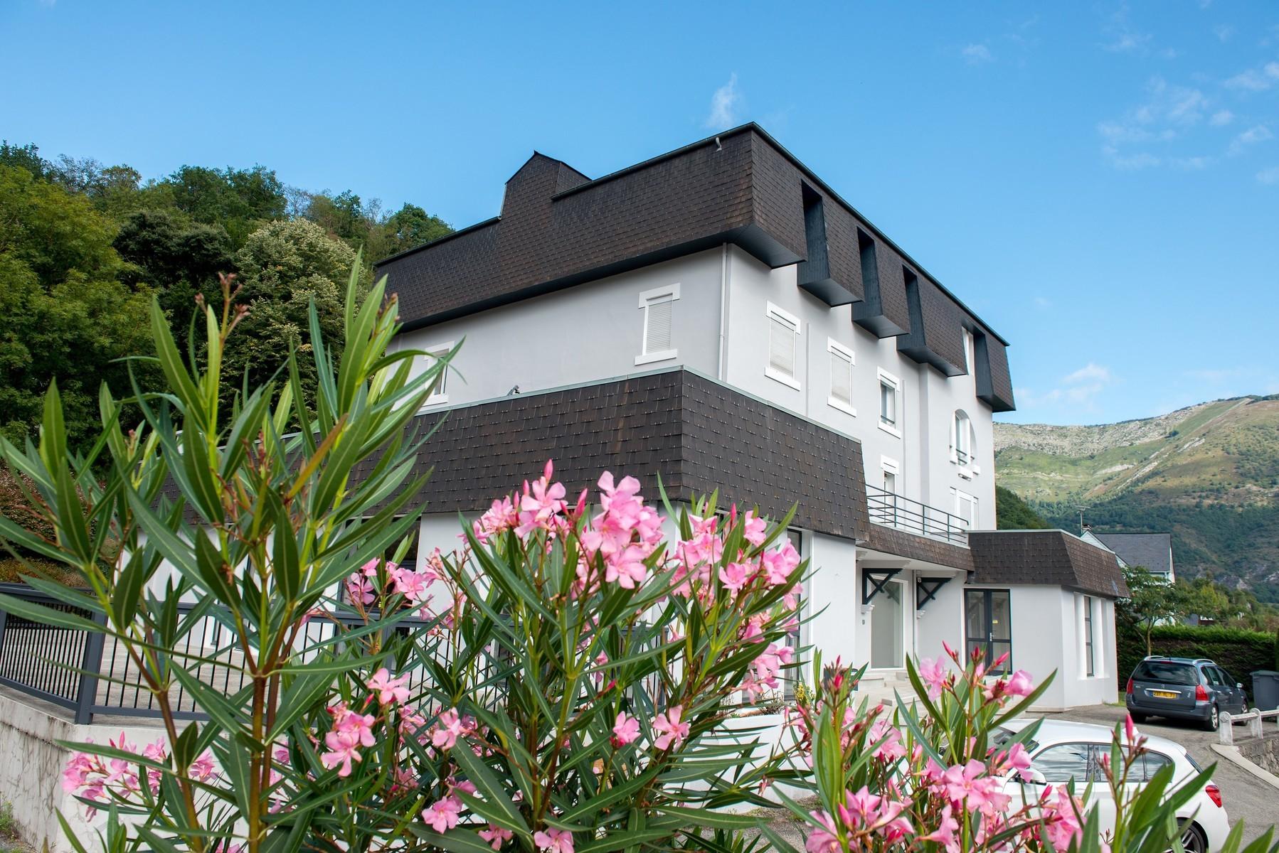 La résidence Andurans, face aux Trois Vallées
