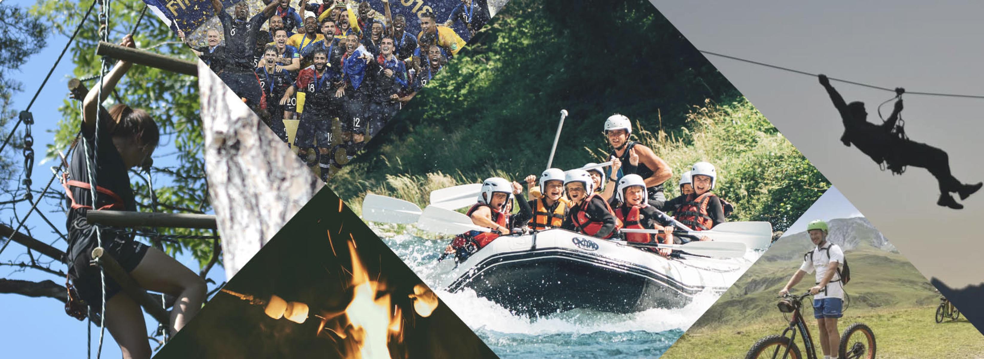 Les Ad'Olympiques, 1 carte pour 5 activités
