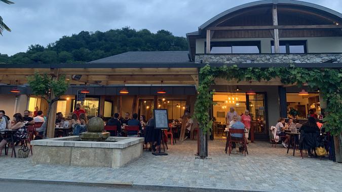 Restaurant Le Brasero - 2021
