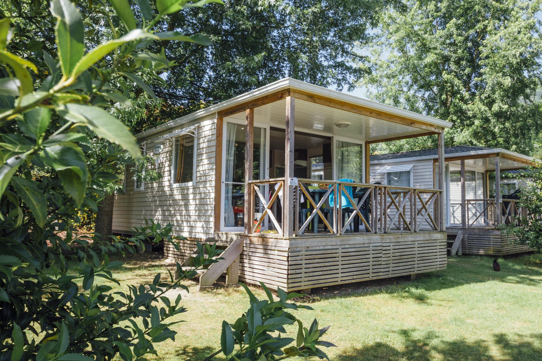 Camping Sunêlia Les Trois Vallées<br><font size=2>d'avril à octobre</font></br>