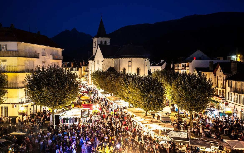 Argelès-Gazost, en plein coeur des Pyrénées