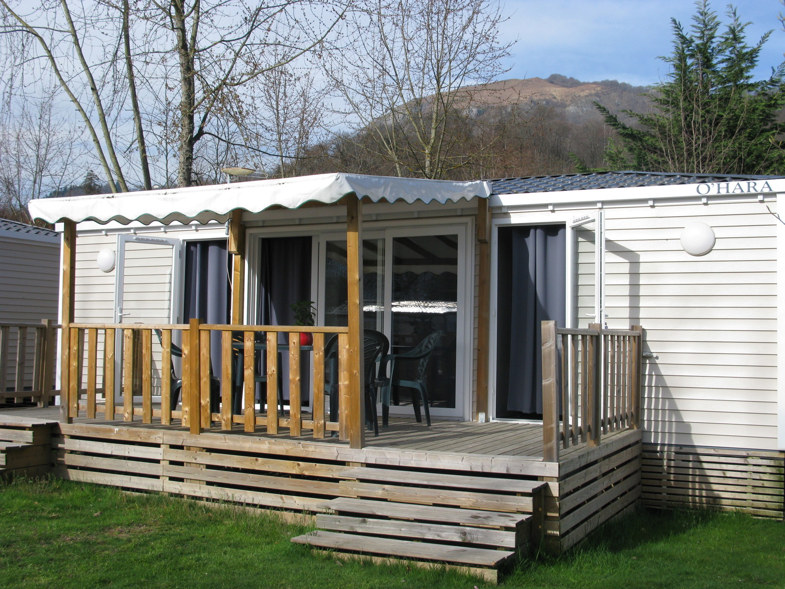 Camping Pyrenees Sunelia Les 3 Vallees Argeles-Gazost