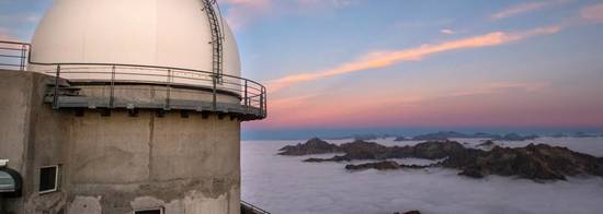 Pic du Midi de Bigorre, proche des étoiles